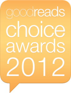 Goodread's Choice Awards 2012