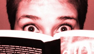 The Books That Scare the Crap Out of Us