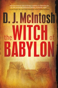 'The Witch of Babylon' by D.J. McIntosh