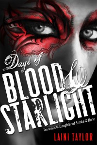 LitStack Review: 'Days of Blood and Starlight' by Laini Taylor