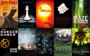 YA Books That May or May Not Be YA
