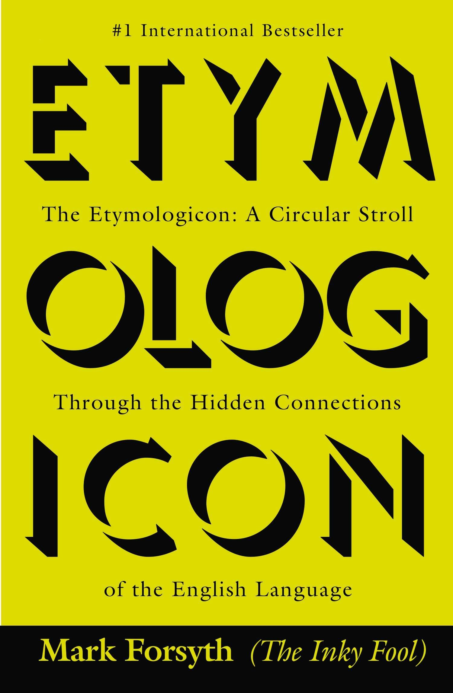 The Etymologicon Cover