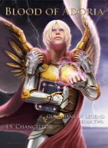 LitStack's 2 A Day Giveaway: Blood of Adoria: Guardians of Legend, Book 2 by J.S. Chancellor