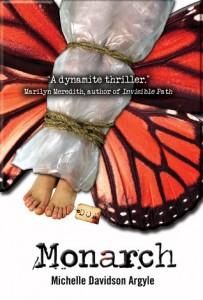 12/11/12 – LitStack's 2 a Day Giveaway: Monarch by Michelle Davidson Argyle
