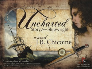 12/7/12 – LitStack's 2 A Day Giveaway: Uncharted by J. B. Chicoine