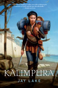 Featured Author Review: Kalimpura by Jay Lake