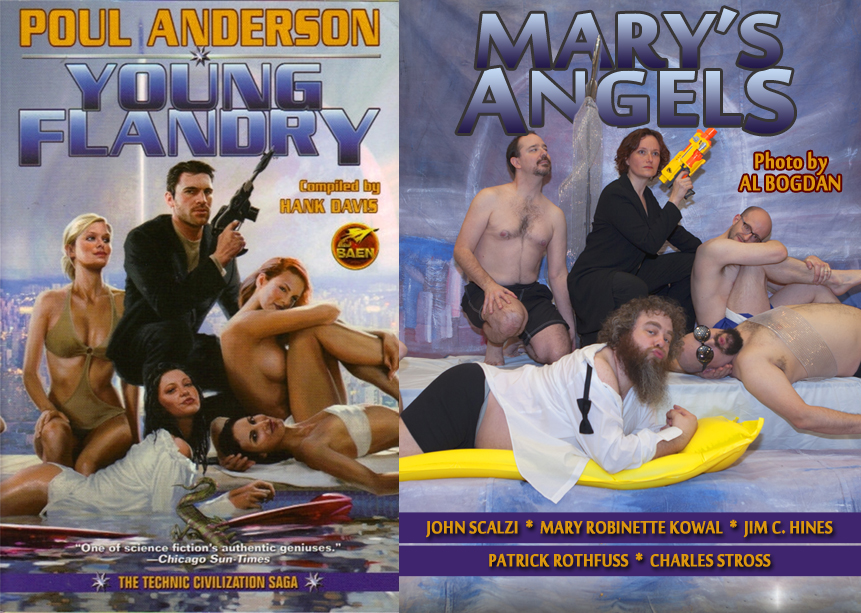 parody covers