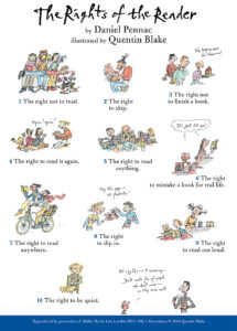 The 10 Rights Of A Reader