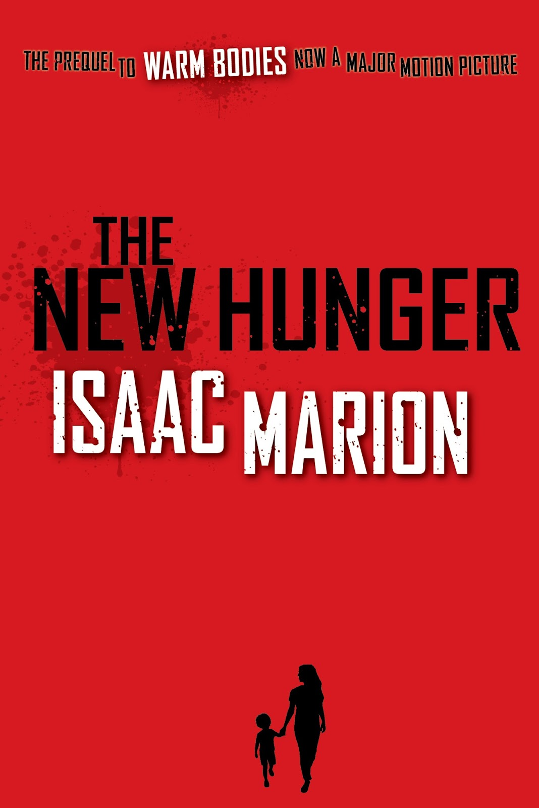 New Hunger cover