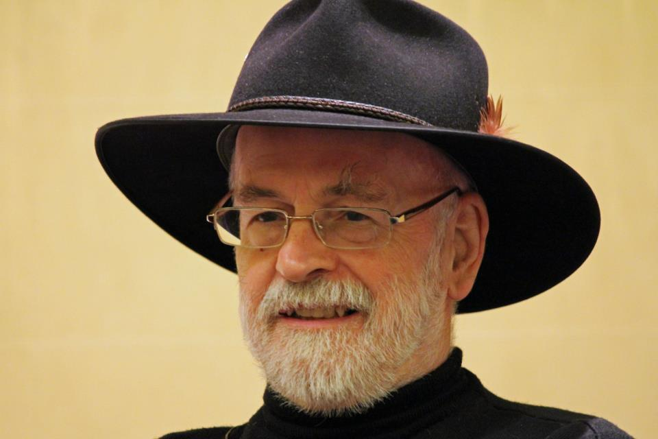 What Terry Pratchett Gained from Libraries - LitStack