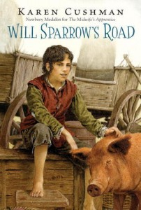LitStack Review: Will Sparrow's Road by Karen Cushman