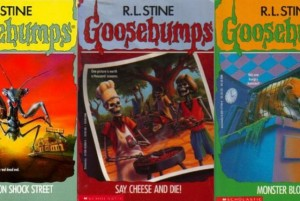Goosebumps Books that Would Make Amazing Movies