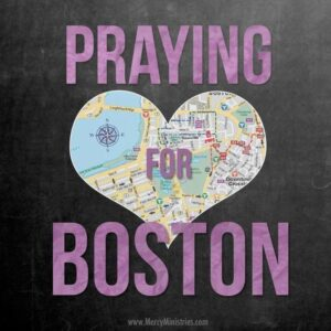 Our Thoughts and Prayers Are With You, Boston