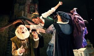 Celebrating Shakespeare: A Review of The Taming of the Shrew