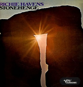 Digressions on Liner Notes: Richie Havens' Stonehenge