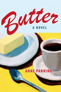 BUTTER by: Anne Panning.