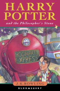 J.K. Rowling Shares Handwritten Annotations in 'Harry Potter and the Philosopher's Stone'