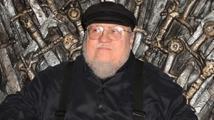"George RR Martin Writing a ""Ice and Fire"" Coffee Table Book"