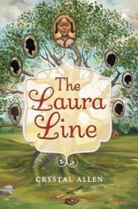 LitStack Review: The Laura Line by Crystal Allen