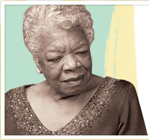 Dr. Maya Angelou Shares Her Best Advice With Oprah