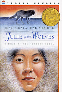 julie of the wolves book report Parent reviews for julie of the wolves report this review this is a great book julie is able to handle what life throws at her.
