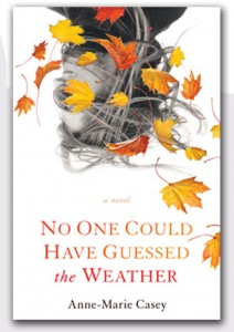 LitStack Review: No One Could Have Guessed the Weather by Anne-Marie Casey