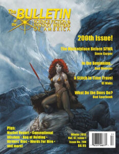 SFWA's Bulletin Editor Resigns Over Sexist Articles