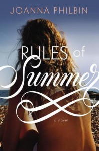 LitStack Review: Rules of Summer by Joanna Philbin