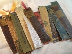 New Uses for Old Books
