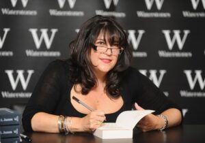 EL James Tops Forbes' Highest Paid Authors List