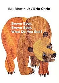 Banned  Book Review: Brown Bear, Brown Bear, What Do You See?