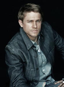 Yep, 'Jax Teller' Will be 'Christian Grey'
