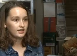 13-Year-Old Minnesota Girl, Donates 1 Million Books