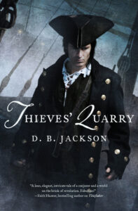 LitStack Review: Thieves' Quarry by DB Jackson
