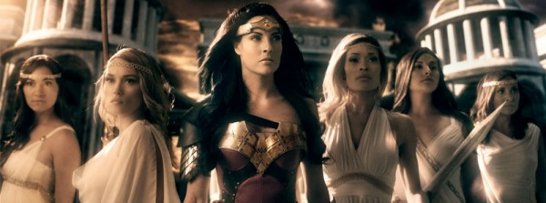 wonder woman short