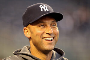 Derek Jeter Partners with Simon & Schuster to Launch Publishing Imprint