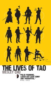 LitStack's 'In Case You Missed It' Review: The Lives of Tao by Wesley Chu