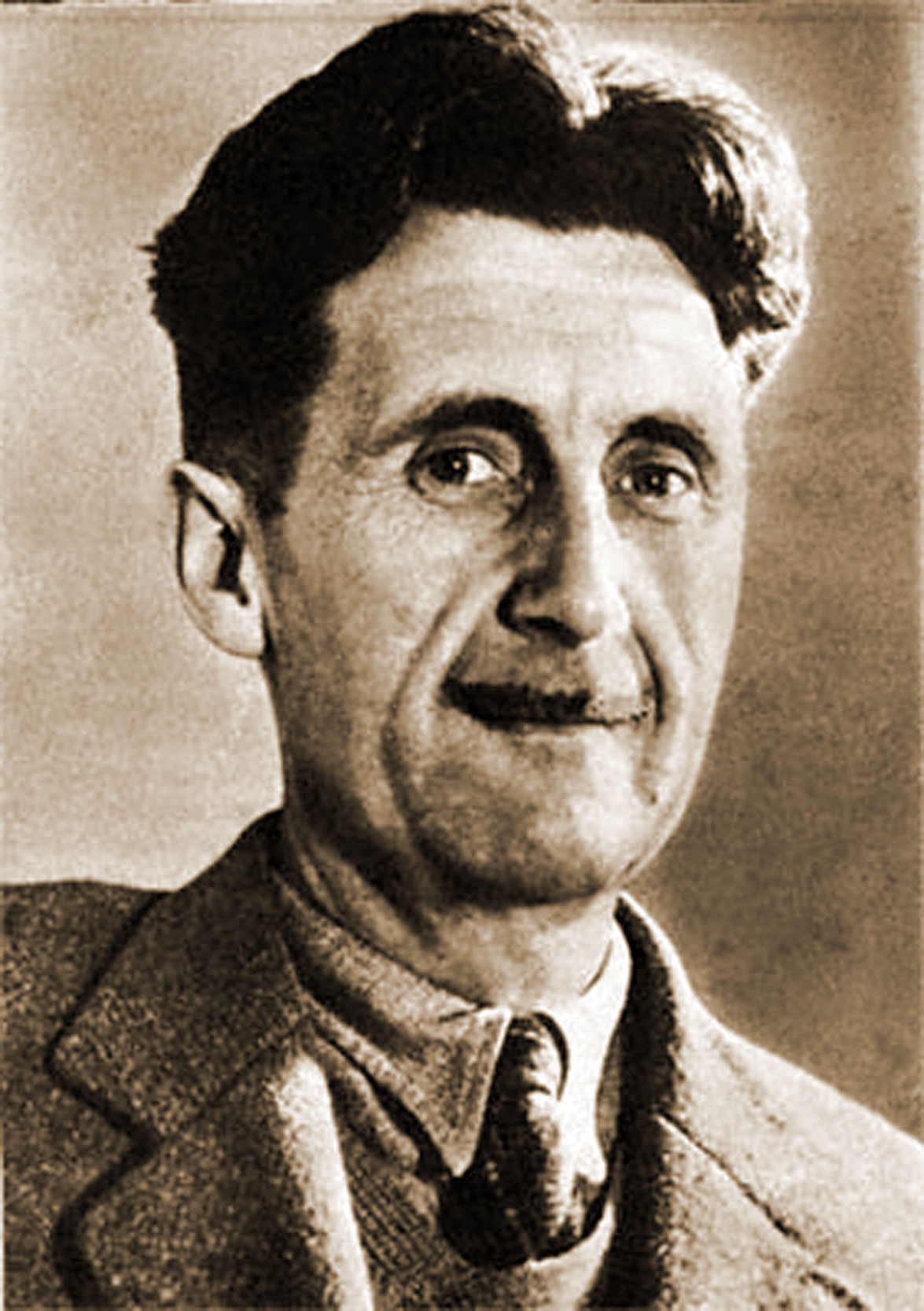 a biography of george orwell Enjoy the best george orwell quotes at brainyquote quotations by george orwell, british author, born june 25, 1903 share with your friends.