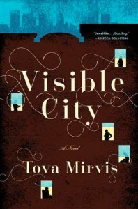 LitStack Review: 'Visible City' by Tova Mirvis