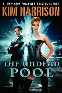 LitStack Review: The Undead Pool by Kim Harrison