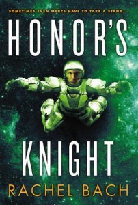 LitStack Review: 'Honor's Knight' by Rachel Bach
