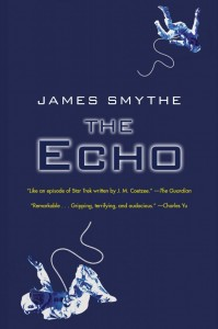 LitStack Review: 'The Echo' by James Smythe
