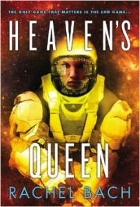 LitStack Review: Heaven's Queen by Rachel Bach