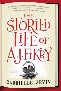 LitStack Review: The Storied Life of A.J. Fikry by Gabrielle Zevin