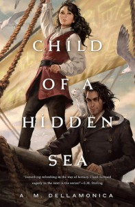 LitStack Review: Child of a Hidden Sea by A. M. Dellamonica