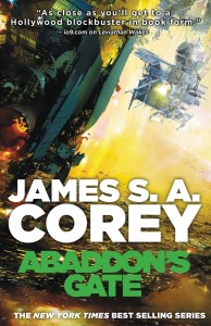 LitStack Review: Abaddon's Gate by James S. A. Corey