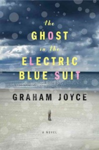 Ghost in the Electric Blue Suit