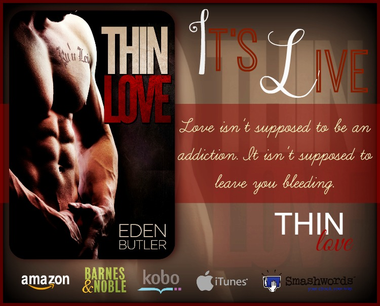 It's LIVE - Thin Love (1)