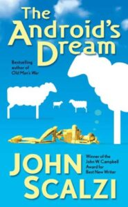LitStack Rec: The Android's Dream & The Goldfinch