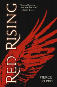 LitStack Review: Red Rising by Pierce Brown